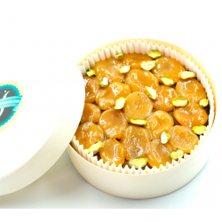 Cake pistache - abricot
