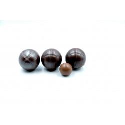 Triplette en chocolat